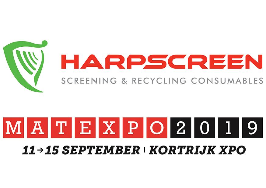 Harpscreen MATEXPO 2019