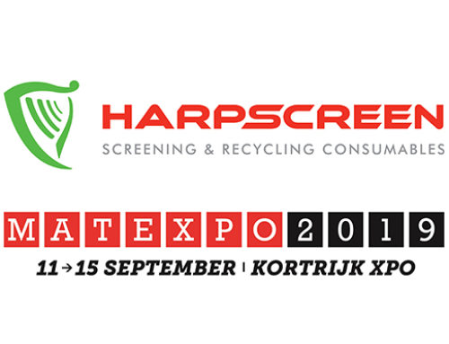 Harpscreen will be exhibiting at MATEXPO 2019
