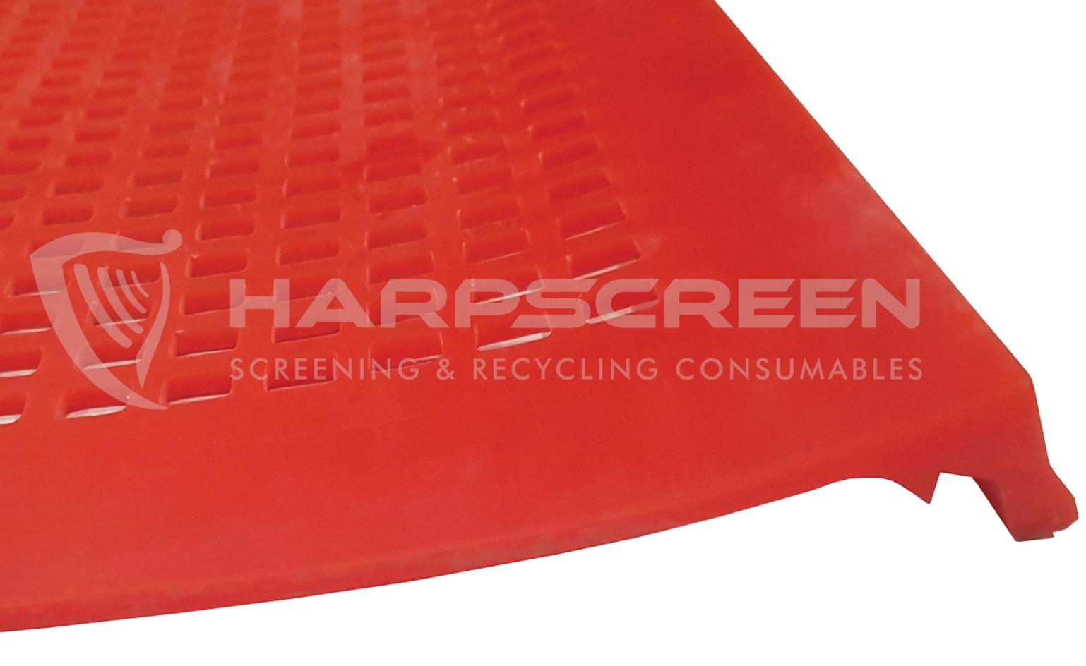 Flip flow mats