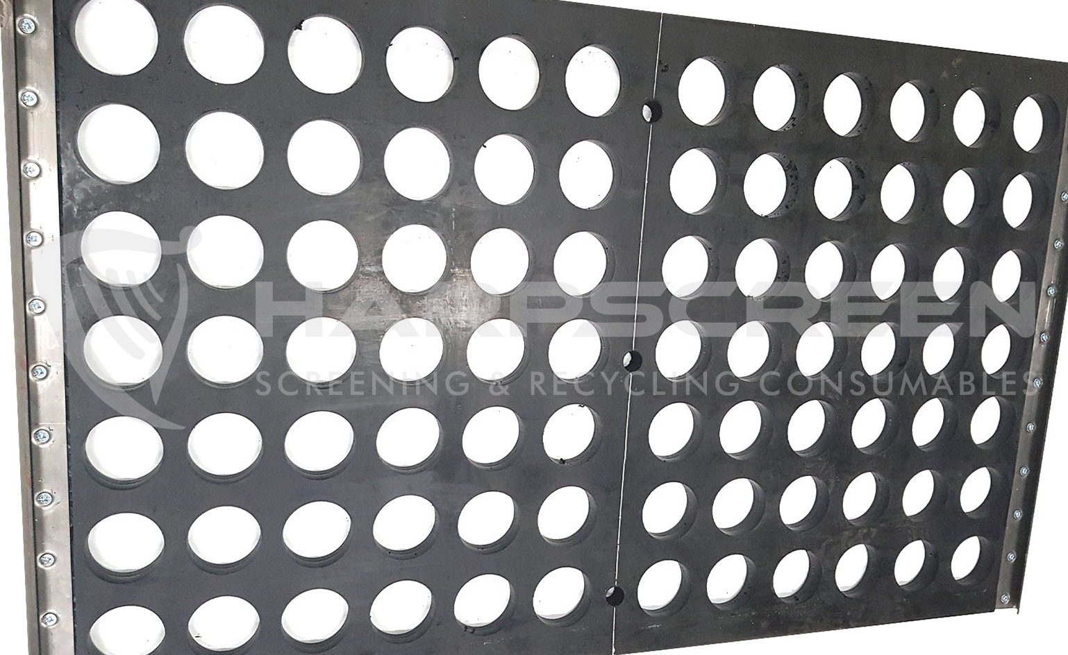 Mats Rubber Screens