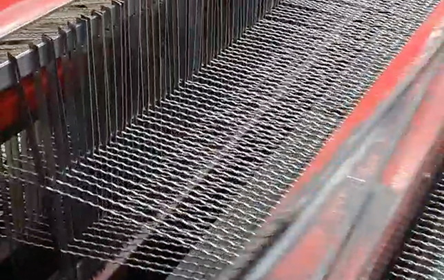 High Tensile Woven Wire