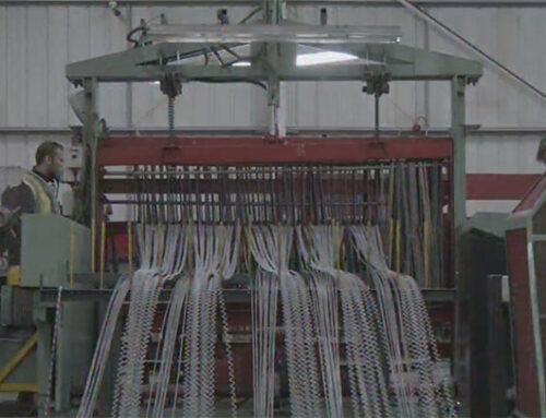 Diamond and standard Flexi Hy-Clean screens